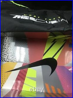 Nike Mercurial Superfly SE FG What The Mercurial Men's Size 11men (835363-007)