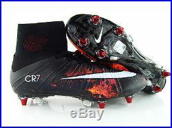 Nike Mercurial Superfly SG-PRO Ronaldo CR7 Savage Beauty US 7.5 Eur 39/40.5