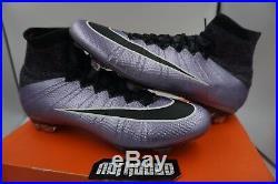 Nike Mercurial Superfly Urban Lilac Bright Mango Black 641858-580 sz 11.5