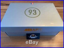 Nike Mercurial Superfly VII Elite SE Mbappe Bondy FG soccer cleats Size US 8.5