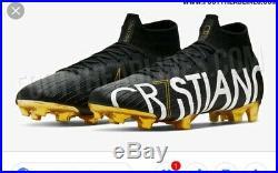 Nike Mercurial Superfly VI Elite CR7 FG size 9 Cristiano Ronaldo Vapor phantom i