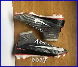 Nike Mercurial Superfly V 5 Air Max 90 FG UK 9 Football Boots Mens Elite ACC