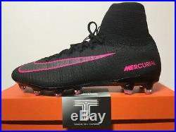 Nike Mercurial Superfly V AG-PRO Sockboot 831955 006 U. K. Size 8 Euro 42.5