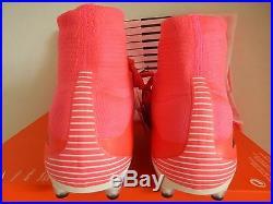 Nike Mercurial Superfly V Ag-pro Racer Pink-black-white Sz 9 831955-601