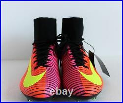 Nike Mercurial Superfly V Ag-pro Total Crimson-volt-black Sz 11.5 831955-870