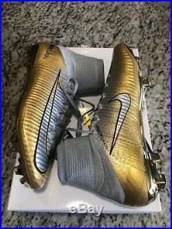 Nike Mercurial Superfly V CR7 FG SZ 9 Quinto Triunfo 1000 Pairs Ballon dOr #5