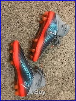 Nike Mercurial Superfly V CR7 FG Soccer Cleats Mens 852511-001 Size 9 Chapter 4