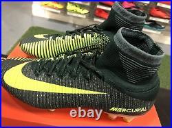 Nike Mercurial Superfly V Cr7 Fg Sz 10.5 Us