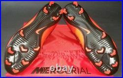 Nike Mercurial Superfly V DF FG, University Red/Black, Size 11.5 (831940-616)
