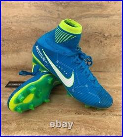 Nike Mercurial Superfly V FG Neymar Flyknit Mens Soccer Cleats