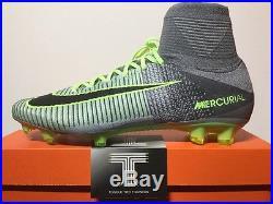 Nike Mercurial Superfly V FG Sockboot 831940 003 U. K. Size 9.5 Euro 44.5