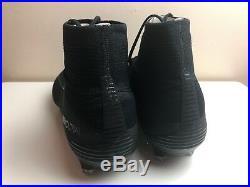 Nike Mercurial Superfly V FG Triple Black UK 8.5 EUR 43 831940 001