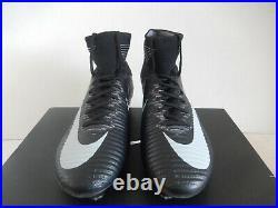 Nike Mercurial Superfly V Fg ID Black-grey Sz 10.5 845894-997