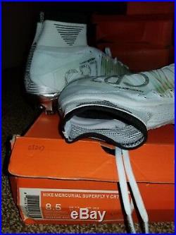 Nike Mercurial Superfly V SE CR7 FG L/E Mens SZ 8.5 Wmns SZ 10 903248 400