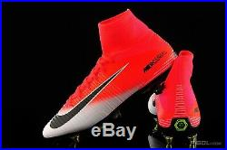Nike Mercurial Superfly V SG-PRO AC Racer Pink Black White 889286-601 Size 10.5