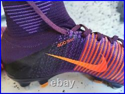 Nike Mercurial Superfly V SG Pro 831956-585 Italy CR7 US 8 cleats rare elite