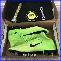 Nike Mercurial Superfly V SG-Pro Anti Clog UK9.5 Football Boots