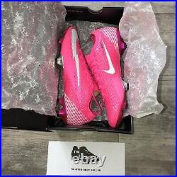 Nike Mercurial Vapor 13 Elite FG Mbappe Rosa Ronaldo Superfly US 10, 10.5