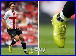 Nike Mercurial Vapor III Cactus & White UK8 Ibrahimovic Ronaldo Superfly RARE