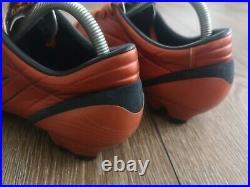 Nike Mercurial Vapor II FG UK 8 US 9 Superfly ACC Hypervenom Dois Legend R9 CR7