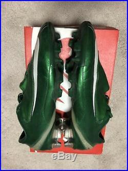 Nike Mercurial Vapor IV Pine Green Sz10 Superfly Tiempo Magista