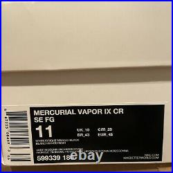 Nike Mercurial Vapor IX CR7 SE 100 Superfly I II III IV SL R9 X XI XII XIII
