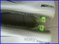Nike Mercurial Vapor IX FG UK 9 US 10 Superfly ACC Hypervenom Dois Legend R9 CR7