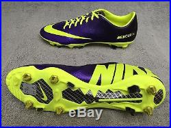 Nike Mercurial Vapor IX SG Pro sz 9 (ref X VIII VII VI V Superfly IV III CR7)