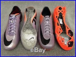 Nike Mercurial Vapor IX Superfly II sz 7.5 (ref WC2010 XI X VI V IV III CR7 R9)