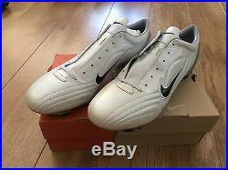 Nike Mercurial Vapor K Leather FG UK 12 US 13 Superfly III II I Dois Mania CR7