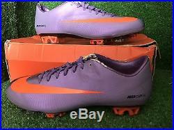 Nike Mercurial Vapor Pink Berry R9 Fg Superfly V 7 6 40