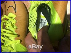 Nike Mercurial Vapor Superfly Fg Leather Us8.5 Uk7.5 Eur42 Cm26.5