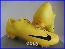 Nike Mercurial Vapor Superfly Fg Vibrant Yellow-black Sz 8.5 Rare! 354553-707