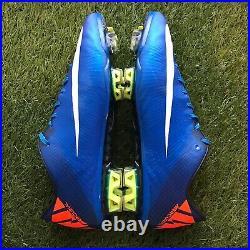 Nike Mercurial Vapor Superfly III FG 441972-408 10.5 US CR7 Ronaldo RARE