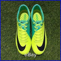 Nike Mercurial Vapor Superfly III FG 441972-754 9.5 US Ronaldo CR7 RARE