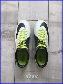 Nike Mercurial Vapor Superfly III FG Carbon Cleats US 8 UK 7 Italy Ronaldo