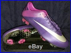 Nike Mercurial Vapor Superfly III FG Soccer Cleats / Shoes (US 11.5)