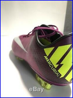 Nike Mercurial Vapor Superfly III FG (Tiempo Magista Hypervenom CTR360 Total90)