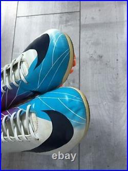 Nike Mercurial Vapor Superfly II 396127-404 Cleats Carbon US 10 UK 9 EUR 44 CR7