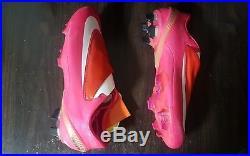Nike Mercurial Vapor Superfly II CR7 pink FG US 8.5 mania accelerator vaper