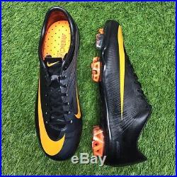 Nike Mercurial Vapor Superfly II FG 396127-080 8.5 US Ronaldo RARE