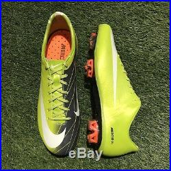 Nike Mercurial Vapor Superfly II FG 396127-311 10 US Cristiano Ronaldo CR7 RARE