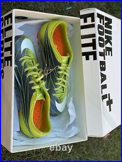 Nike Mercurial Vapor Superfly II FG Brand New Authentic Size 7,5 US