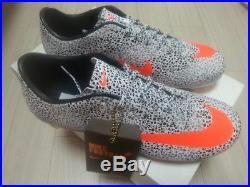 Nike Mercurial Vapor Superfly II FG Safari CR7 Limited Edition BNIB Size US 8.5
