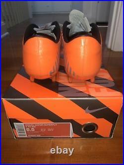 Nike Mercurial Vapor Superfly II WC US8.5