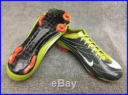 Nike Mercurial Vapor Superfly II sz 8 (ref XII XI X VI V IV III CR7 NJR IX VII)