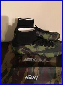 Nike Mercurial Vapor Superfly IV Special Edition CR7, Sz. 11, BNIB, Ronaldo, Camo