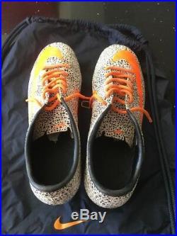Nike Mercurial Vapor Superfly Safari Football Boots FG Size 8