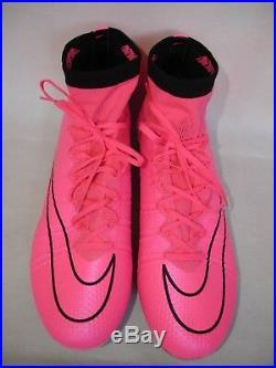 Nike Mercurial Vapor Superfly Sg-pro Hyper Pink Us8.5 Uk7.5 Eur42 Cm26.5