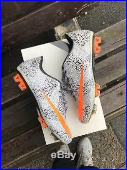 Nike Mercurial Vapor Superfly ii FG SAFARI CR7 US9.5 UK9 EUR43 CM27.5